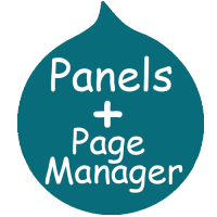 Изучаем модули Panels и Page Manager Drupal