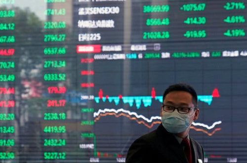 Влияние коронавируса на экономику