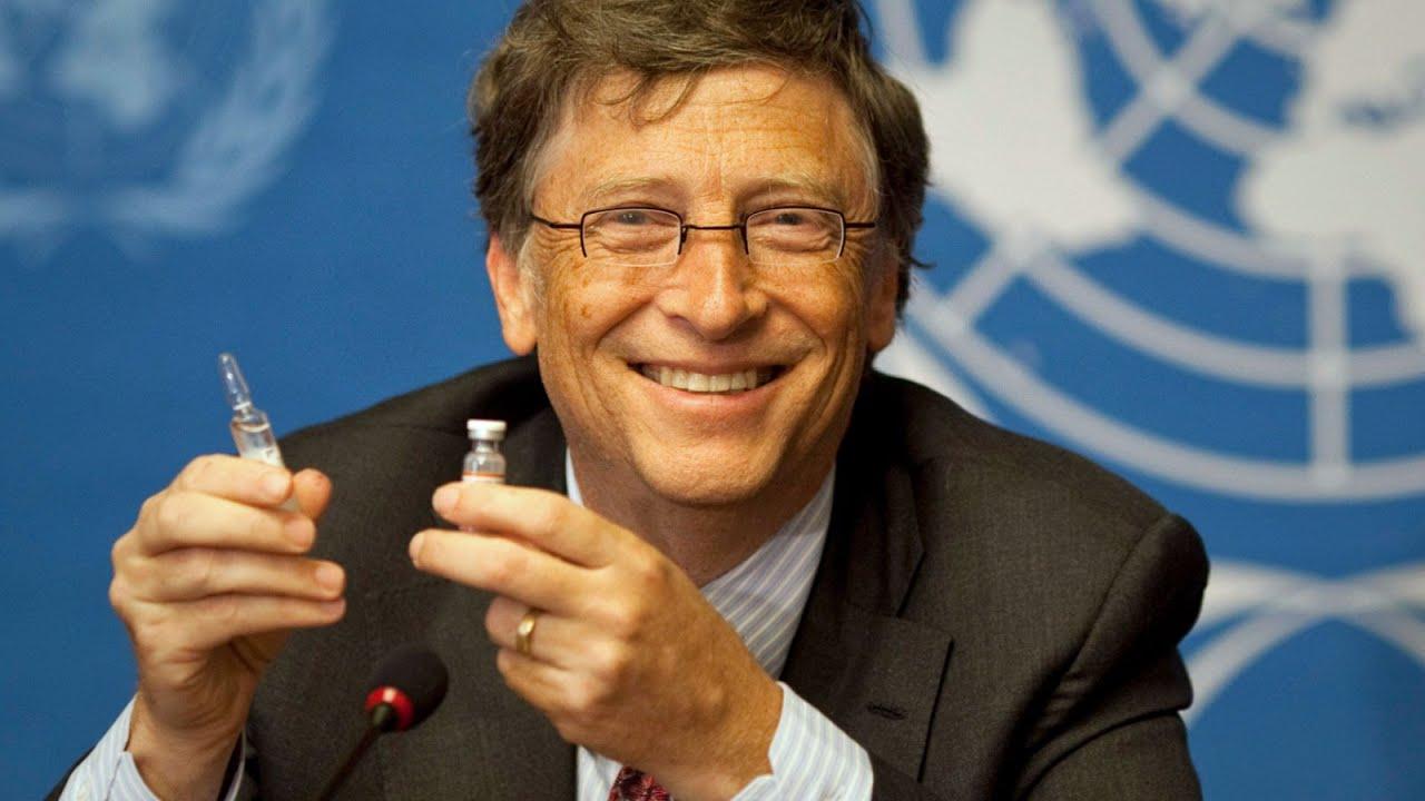 Главный спонсор вакцинации от коронавируса - Билл Гейтс