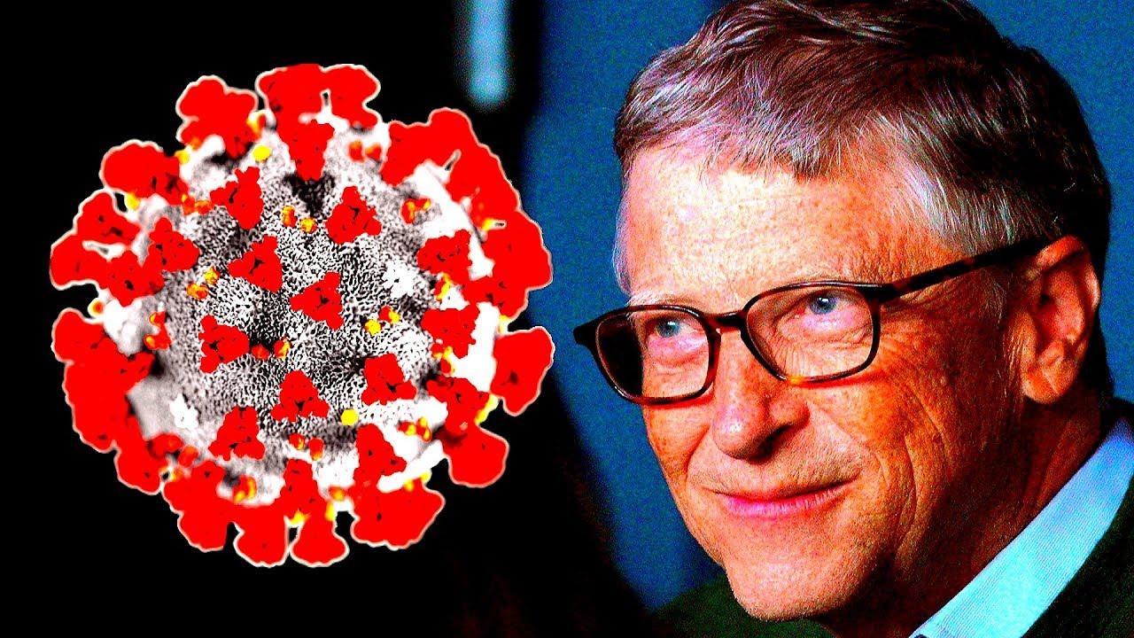 Коронавирус и Билл Гейтс